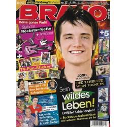 BRAVO Nr.17 / 18 April 2012 - Josh Hutcherson