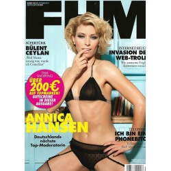FHM September 2012 - Annica Hansen