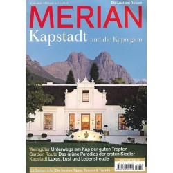 MERIAN Kapstadt und die Kapregion 12/59 Dezember 2006
