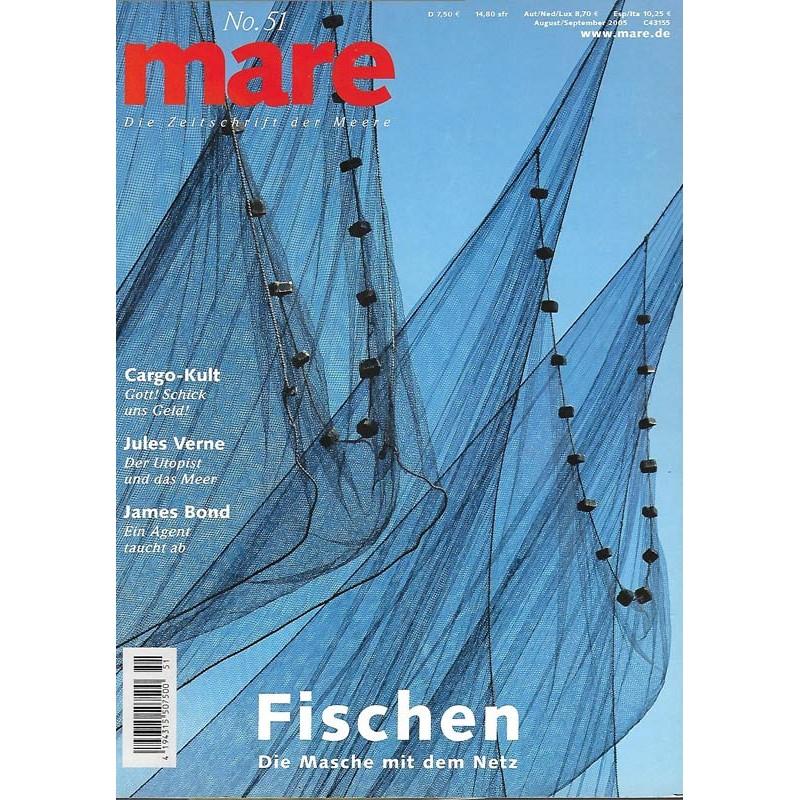 mare No.51 August / September 2005 Fischen