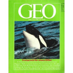 Geo Nr. 6 / Juni 1989 - Freispruch für einen Killer