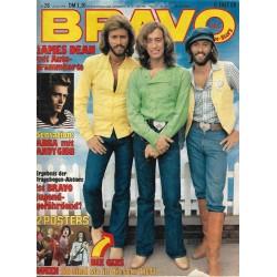 BRAVO Nr.26 / 22 Juni 1978 - Bee Gees