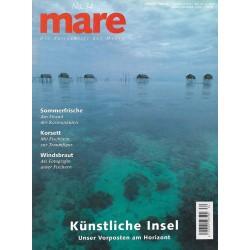 mare No.34 Oktober / November 2002 Künstliche Insel