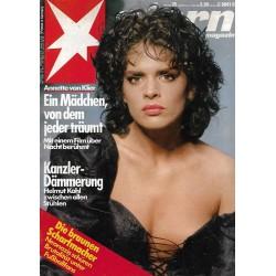 stern Heft Nr.25 / 13 Juni 1985 - Annette von Klier