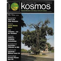 KOSMOS Heft 11 November 1983 - Botanik: Unsere ältesten Bäume