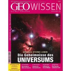 Geo Wissen Nr. 33/2004 - Die Geheimnisse des Universums