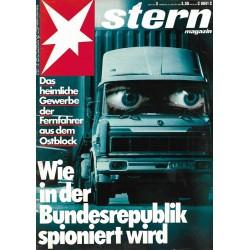 stern Heft Nr.3 / 9 Jan...