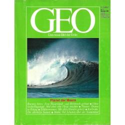 Geo Nr. 11 / November 1983 - Planet der Meere