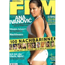 FHM September 2008 - Anna Ivanovic