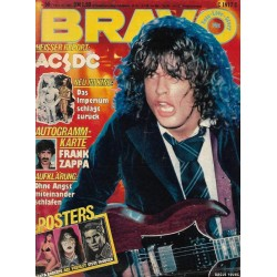 BRAVO Nr.50 / 4 Dezember 1980 - Angus Young