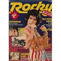 Rocky Nr.1 / 27 Dezember 1979 - Freddie Mercury
