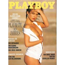 Playboy Nr.6 / Juni 1989 - Gitta Sack