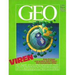 Geo Nr. 9 / September 1987 - Viren