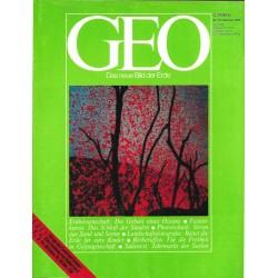 Geo Nr. 10 / Oktober 1982 - Erdwissenschaft