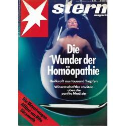 stern Heft Nr.12 / 14 März 1991 - Die Wunder der Homöopathie