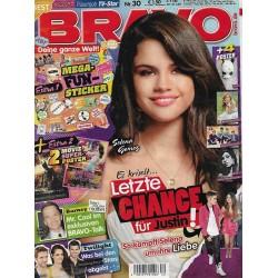 BRAVO Nr.30 / 18 Juli 2012 - Letzte Chance für Justin