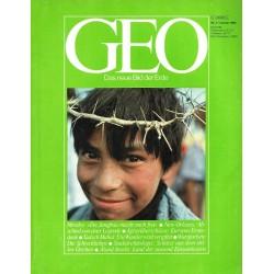 Geo Nr. 1 / Januar 1983 - Mexiko