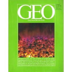 Geo Nr. 3 / März 1983 - Energiewirtschaft