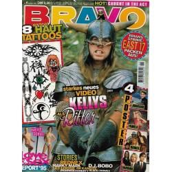 BRAVO Nr.6 / 2 Februar 1995 - Kellys als Ritter