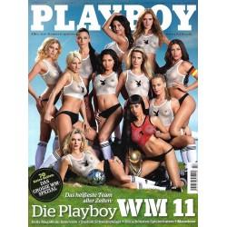 Playboy Nr.7 / Juli 2010 - Die Playboy WM 11