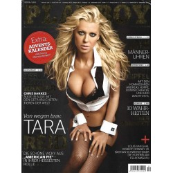 Playboy Nr.12 / Dezember 2010 - Tara Reid