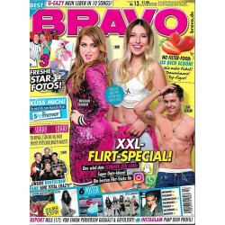 BRAVO Nr.13 / 8 Juni 2016 - XXL-Flirt Special