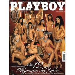 Playboy Nr.1 / Januar 2010 - 12 Playmates des Jahres