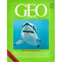 Geo Nr. 4 / April 1983 - Das perfekte Ungeheuer