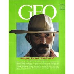 Geo Nr. 4 / April 1989 -...
