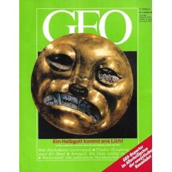 Geo Nr. 2 / Februar 1989 - Ein Halbgott kommt ans Licht