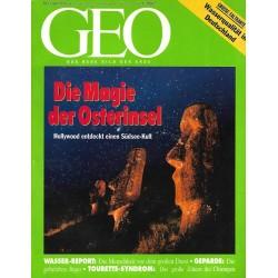 Geo Nr. 6 / Juni 1993 - Die Magie der Osterinsel