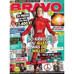 BRAVO Nr.25 / 25 November 2015 - Jennifer Lawrence