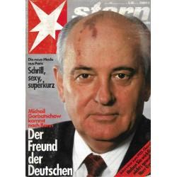 stern Heft Nr.45 / 31 Oktober 1990 - Der Freund der Deutschen