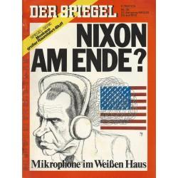Der Spiegel Nr.30 / 23 Juli 1973 - Nixon am Ende?