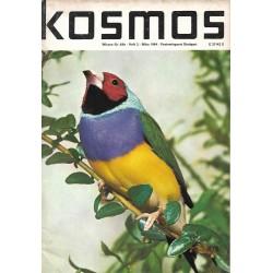 KOSMOS Heft 3 März 1964 - Gouldamadine
