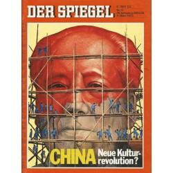 Der Spiegel Nr.11 / 11 März 1974 - China
