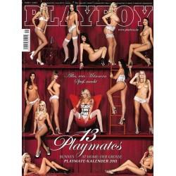 Playboy Nr.1 / Januar 2011 - 13 Playmates