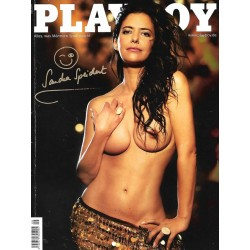 Playboy Nr.9 / September 2014 - Sandra Speichert