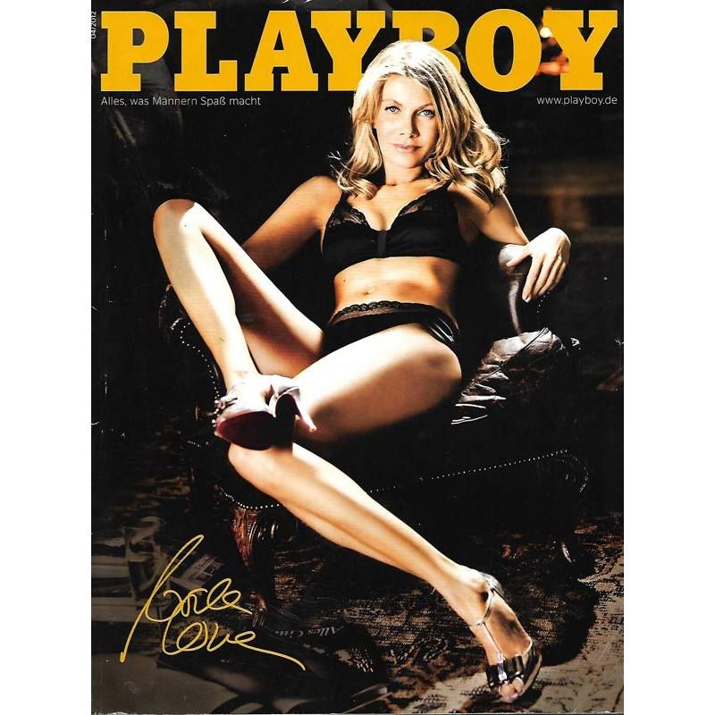 Ursula Karven Playboy