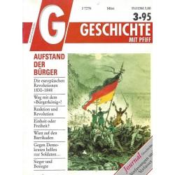 Geschichte mit Pfiff 3 / März 1995 - Aufstand der Bürger