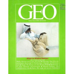 Geo Nr. 10 / Oktober 1988 - Alles in Allahs Namen