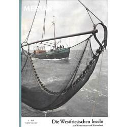MERIAN Die Westfriesischen Inseln 3/XIX März 1966