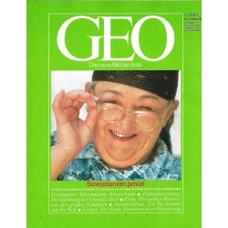 Geo Nr. 2 / Februar 1988 - Sowjetunion privat