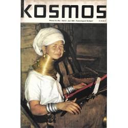 KOSMOS Heft 6 Juni 1964 - Padaung Frau