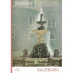 MERIAN Salzburg 1/XVII Januar 1964