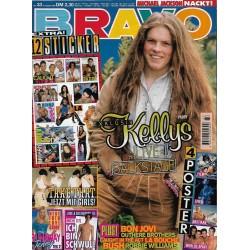 BRAVO Nr.33 / 10 August 1995 - Kellys Live Backstage