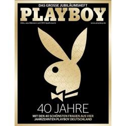 Playboy Nr.7 / Juli 2012 - Jubiläumsheft 40 Jahre