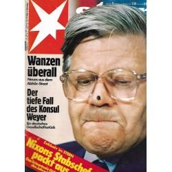 stern Heft Nr.9 / 23 Februar 1978 - Wanzen überall