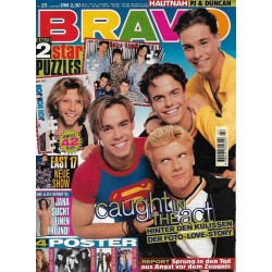 BRAVO Nr.23 / 1 Juni 1995 - Caught in the Act Love Story