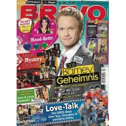 BRAVO Nr.13 / 21 März 2012 - Das Barney Geheimnis